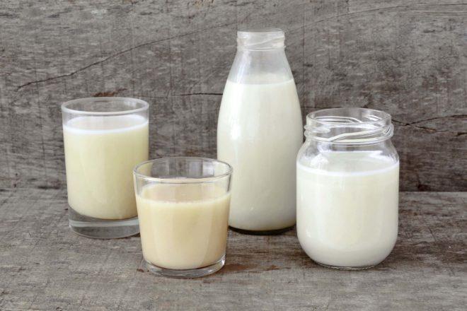 leites vegetais acessíveis